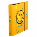 Ordner 5 cm SMILEY EDITION orange HERLITZ