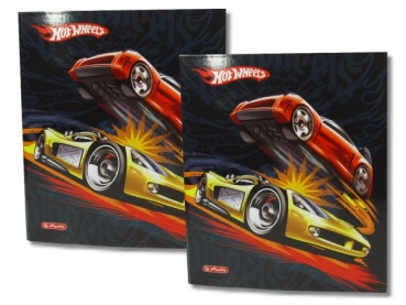 Ringbuch A4 HOT WHEELS